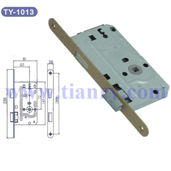 72*55 WC Lock Body With Painting