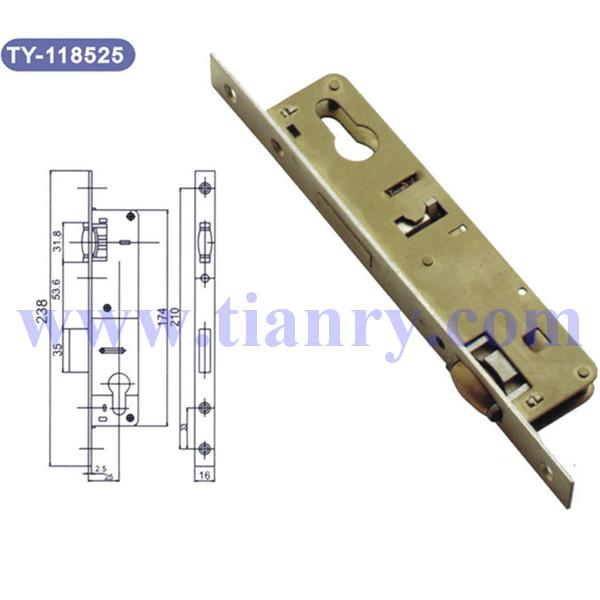 85*25 PVC Drum Latch Lock Body